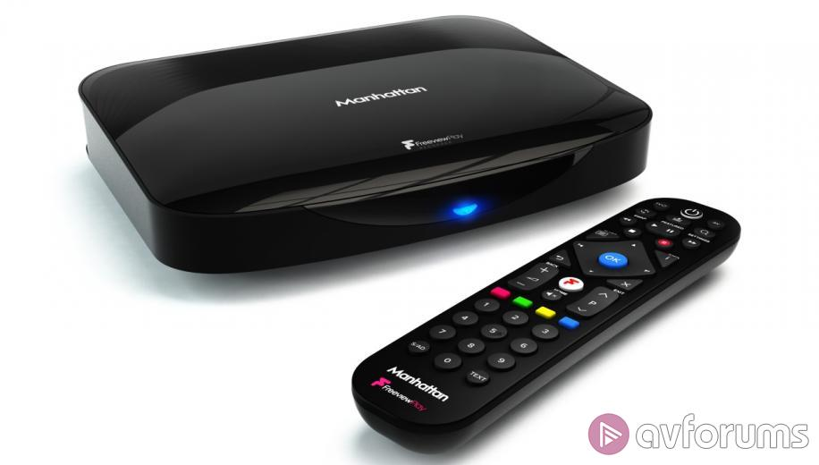 Manhattan TV launches T3-R Freeview Play 4K smart recorder