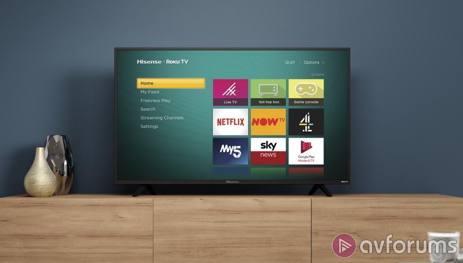 Hisense announces UK's first Roku TV | AVForums