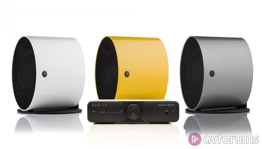 Musical Fidelity Merlin 1 System gets a makeover
