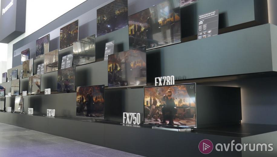 Panasonic 2018 LED LCD TV Line-up revealed | AVForums