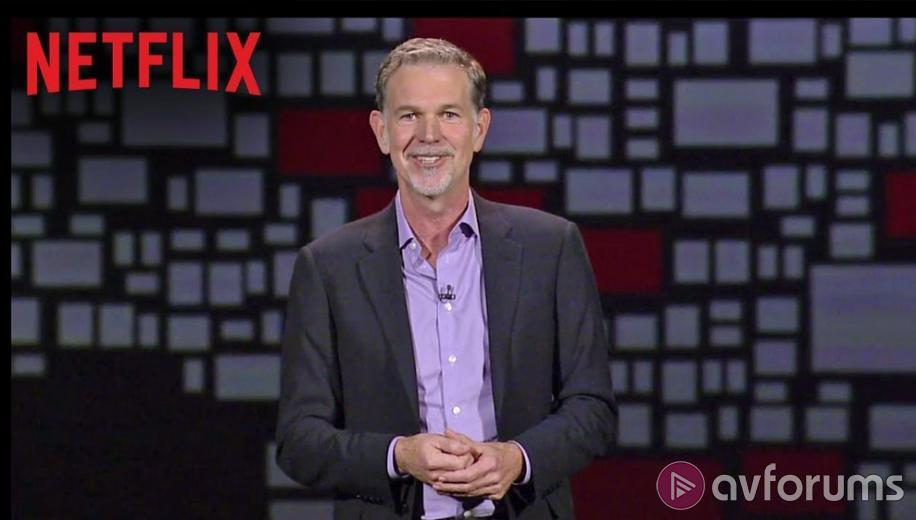 Netflix nears Global Coverage