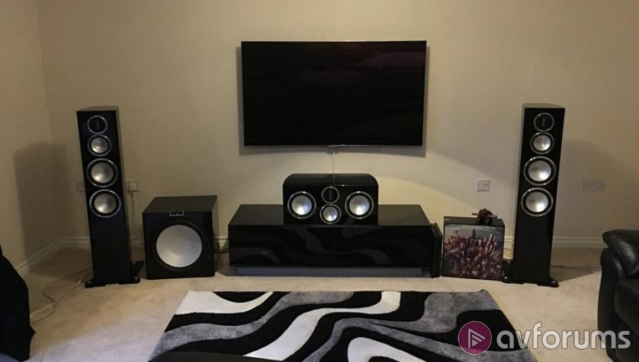 From the Forums: Chris's home cinema setup
