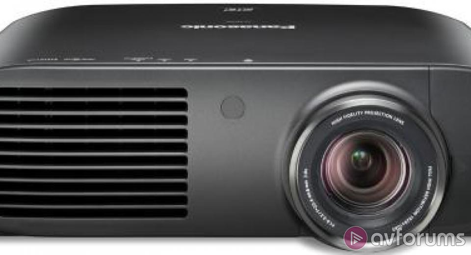 Panasonic launches the PT-AT6000E, their new 3D Full HD Home Cinema Projector