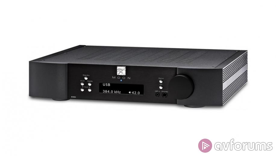 MOON 240i Amplifier Launched