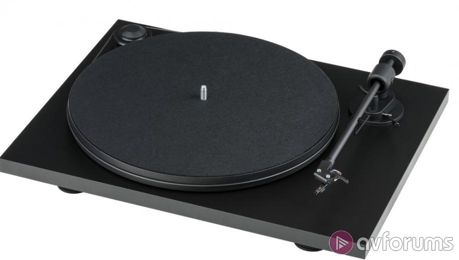 Pro-Ject Primary E Turntable announced