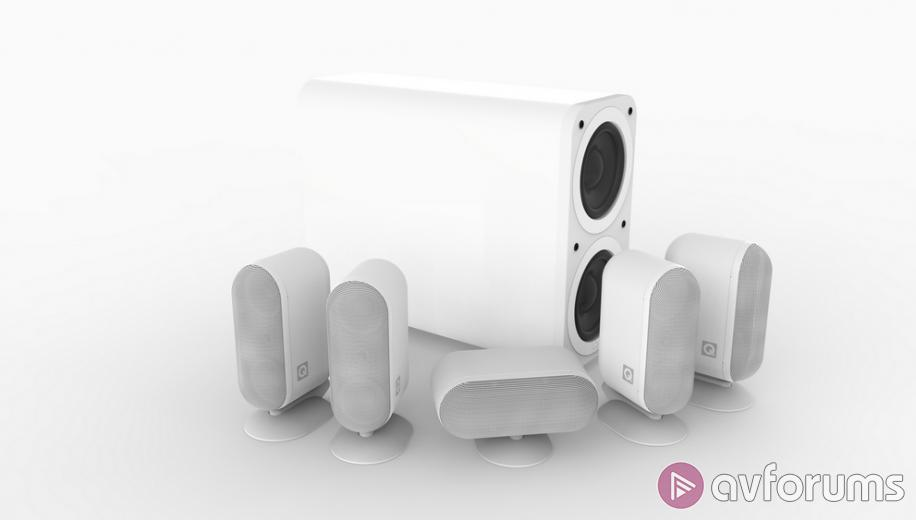 Q Acoustics 7000i package gets a subwoofer upgrade
