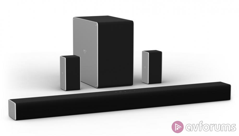 Vizio launches 5.1.2 Dolby Atmos soundbar in UK for £600