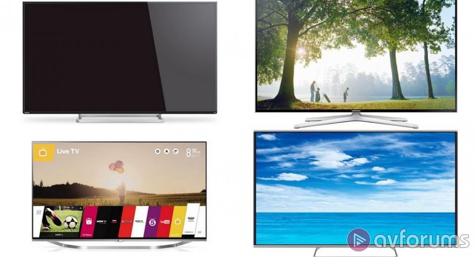 The Best 4K TVs of 2014