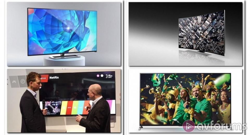 CES 2014: The AVForums Best TVs in Show