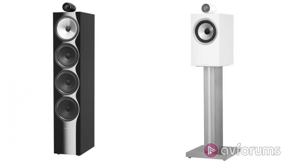 Bowers and Wilkins 700 Series announced
