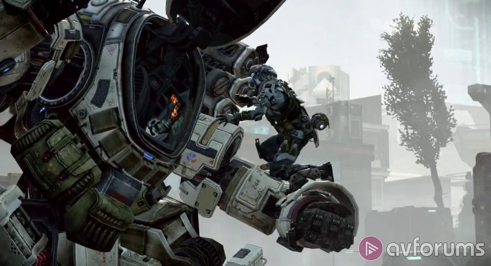 Is Titanfall the One?