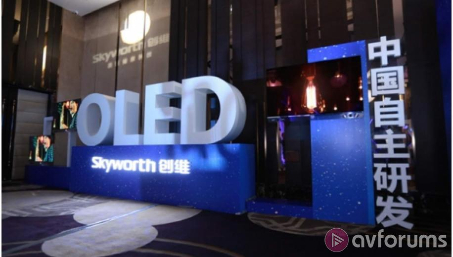 OLED TVs set to make their mark in China