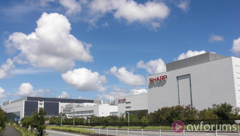 Sharp sold to Foxconn