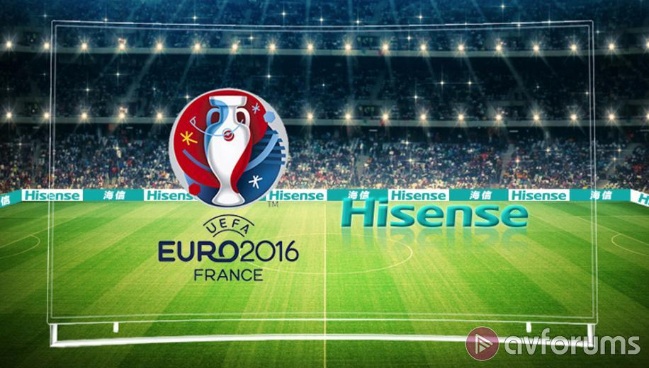 Hisense become TV Sponsor of UEFA Euro 2016