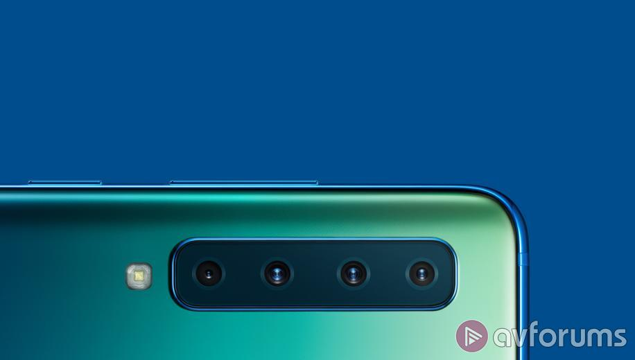 Samsung A9 Announced With Four Rear Cameras