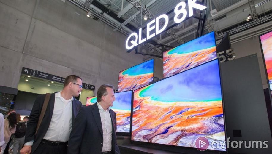 Samsung developing 5G based 8K TV with SK Telecom | AVForums