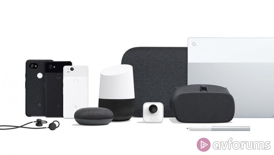 Google Launch Pixel 2, Pixel 2 XL, Home Mini and Max Speakers, Pixel Buds Earphones and Pixelbook Laptop