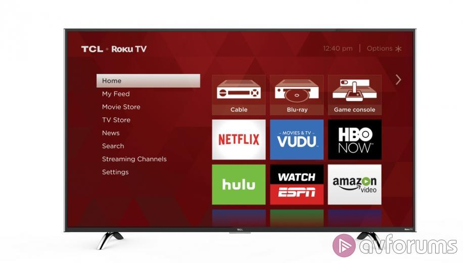 Roku 4K HDR Reference TVs launching in 2016