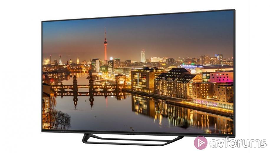 SHARP LV-70X500E 8K TV-Monitor Launching | AVForums