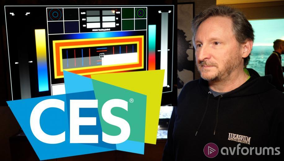 CES VIDEO: Spears and Munsil 4K HDR Evaluation Disc in March
