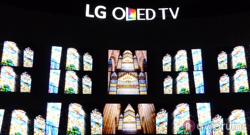 LG OLED production halted by gas leak