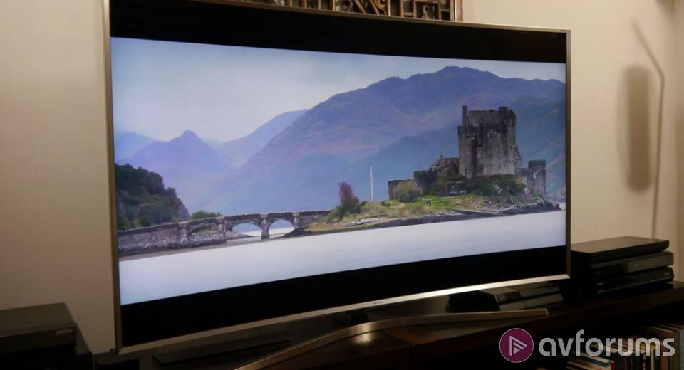 First Look: Samsung JS9500 2015 SUHD 4K TV