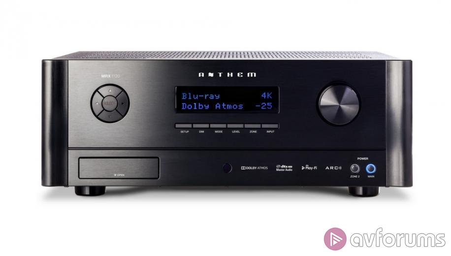 New Anthem MRX AV receiver range now available in UK