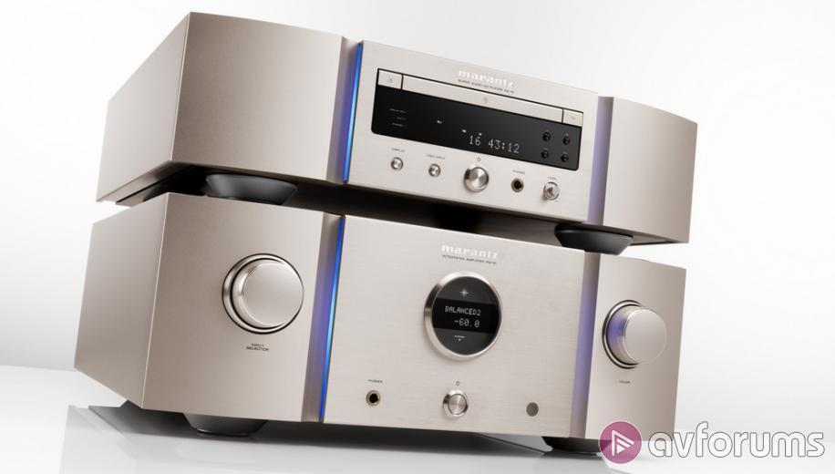 Marantz SA10 CD/SACD Player | Marantz PM10 Amplifier | AVForums