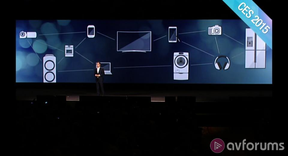 Samsung lays out vision for the Internet of Things