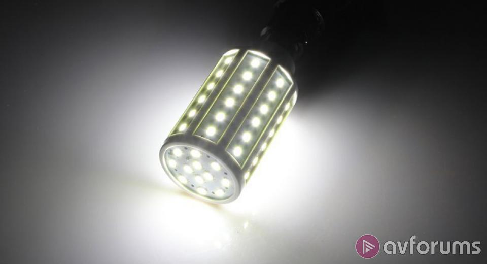 Video warns:  LED lights with exposed circuits are potentially lethal