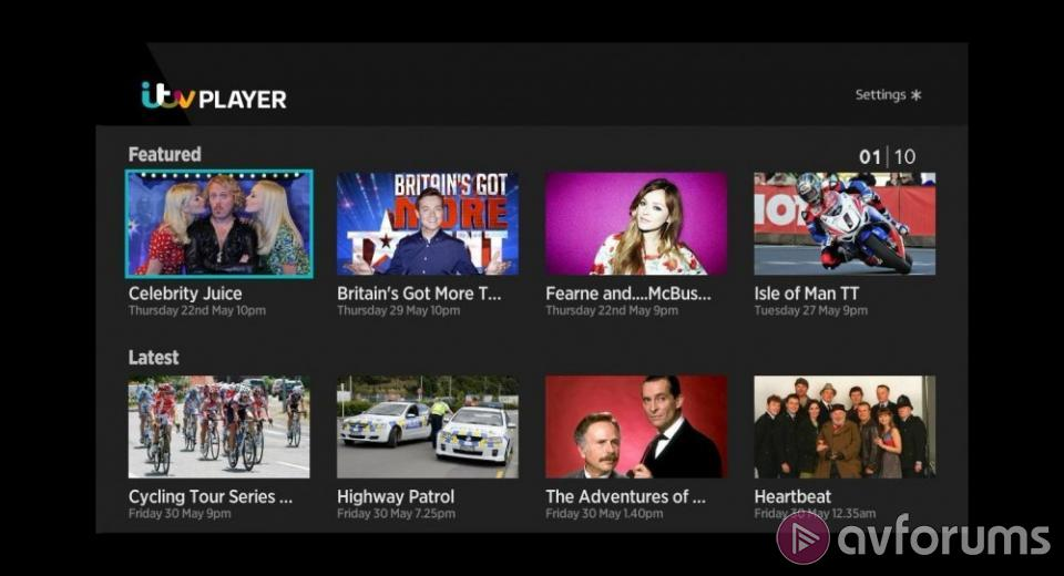 ITV Player comes to Roku in time for the World Cup