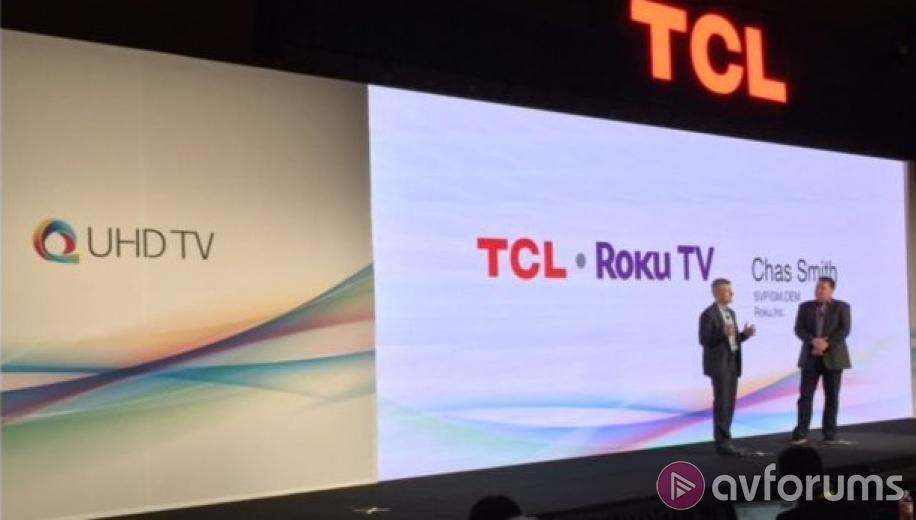 TCL goes QUHD TV at CES 2016