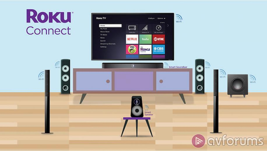 CES 2018 News: Roku announce Multi-room Audio and Voice Assistant Plans