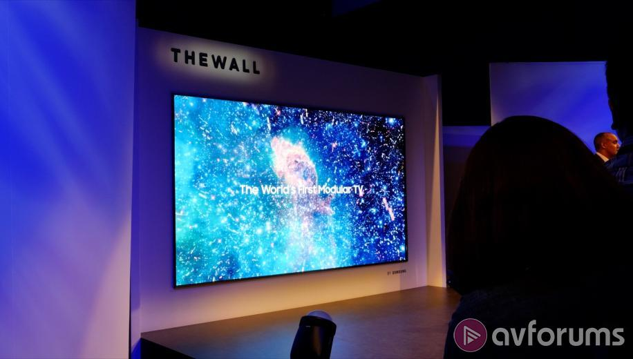 CES 2018: Samsung showcase Micro LED and Q9S 8K TV