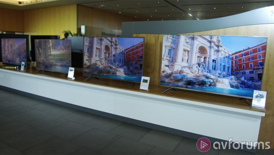 Hisense launch new NU9700 and NU8700 ULED 4K HDR TVs