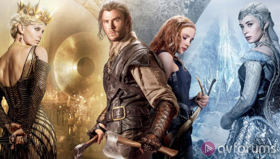 Interview with The Huntsman: Winter's War Director Cedric Nicolas-Troyan