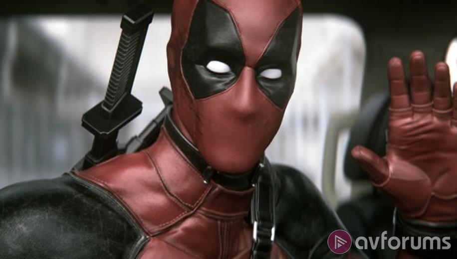 Deadpool gets first full trailer
