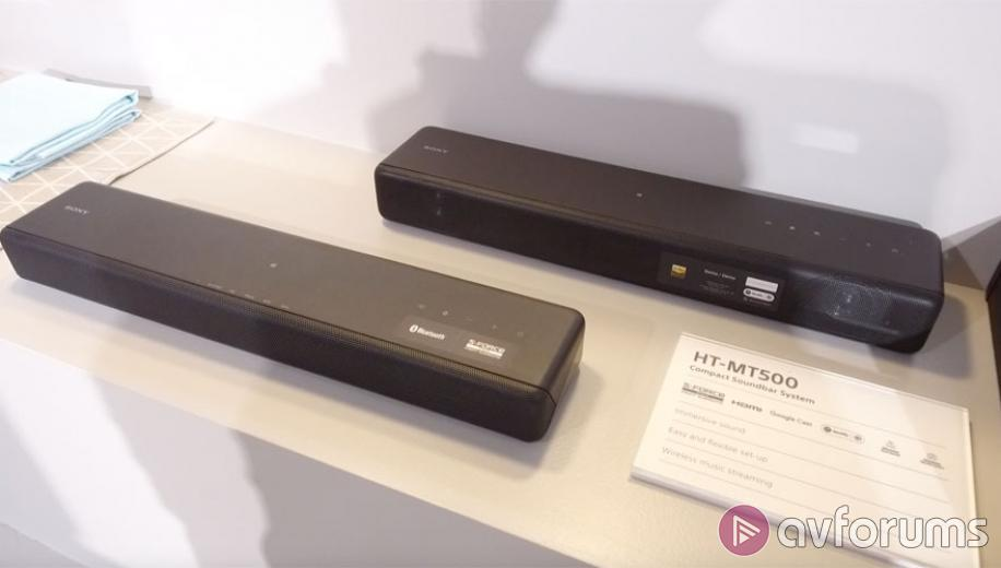 Sony launch 4K Ultra HD Blu-ray player and Atmos soundbar