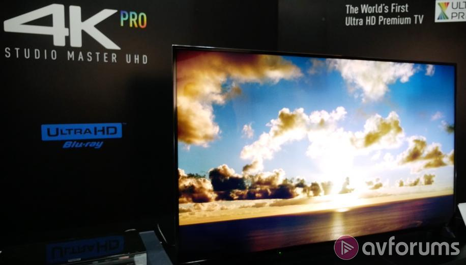 VIDEO: Panasonic talks DX902 4K TV, UB900 UHD Blu-ray Player and OLED