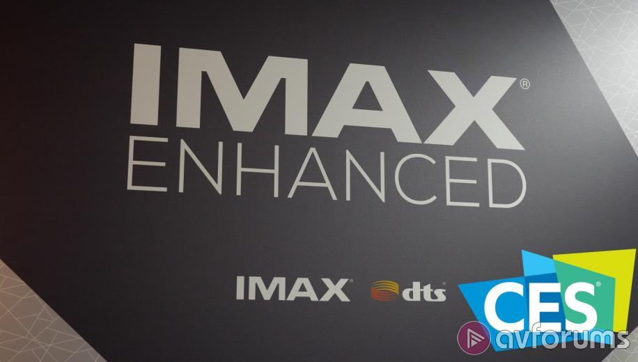 CES VIDEO: What is IMAX Enhanced?