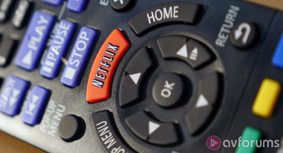 Netflix Button coming to TV remotes