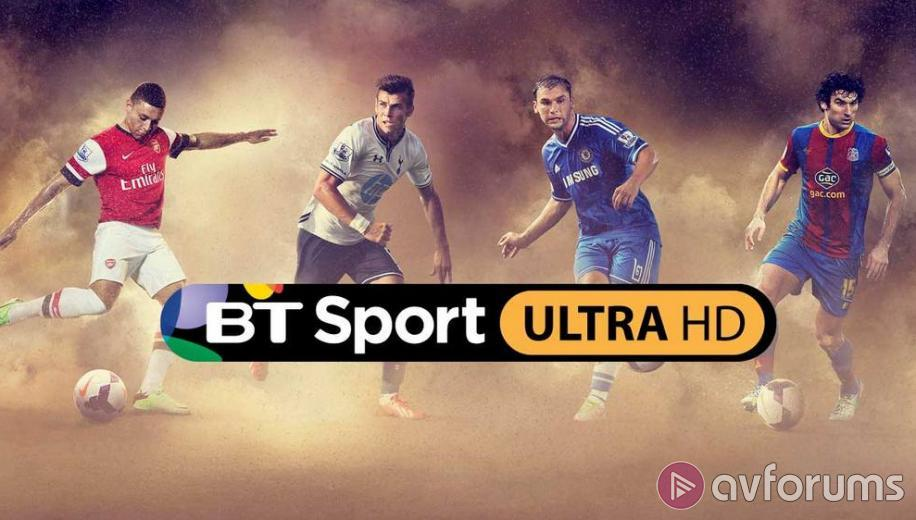 BT TV launches Ultra HD Sports Channel & 1TB Ultra HD YouView+ Box