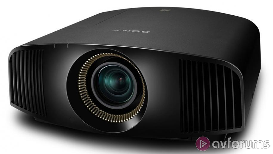 First look at the Sony VPL-VW520ES Projector