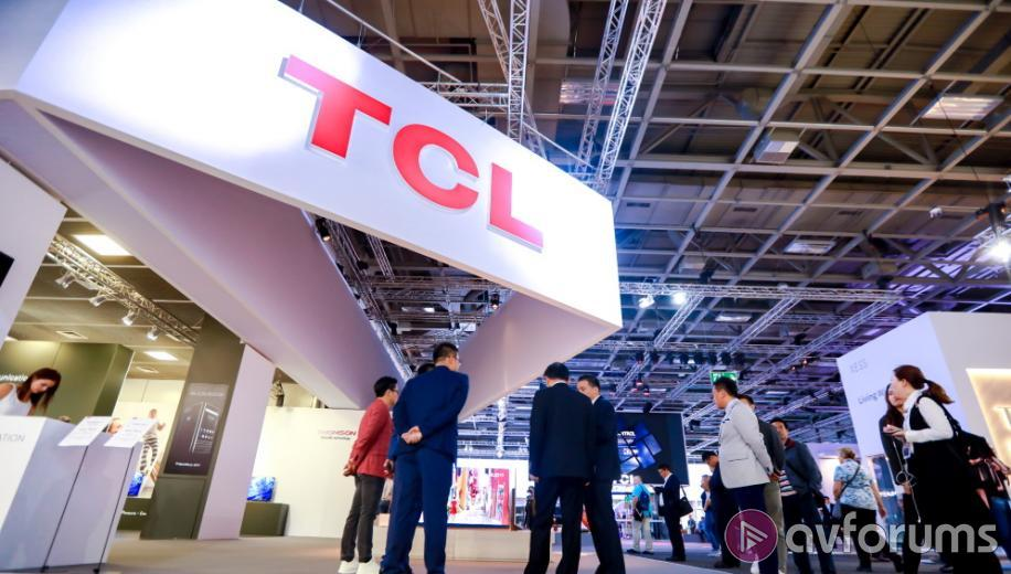 TCL expands product line up at IFA 2019