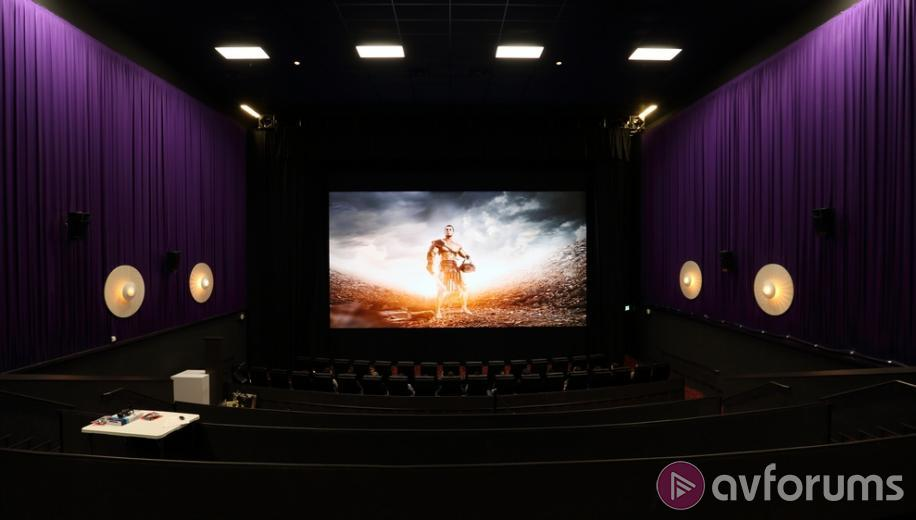 Samsung announce first HDR LED Cinema Screen