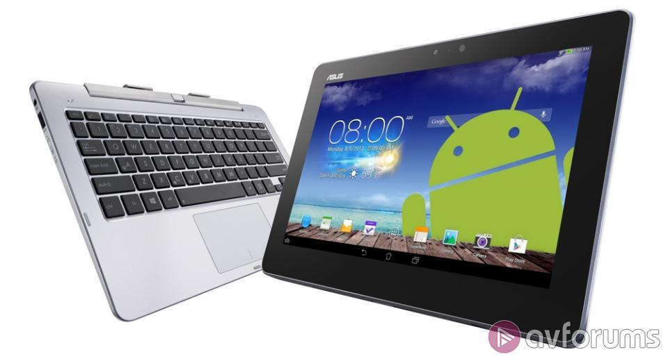 ASUS launches 3 in 1 Transformer Book Trio