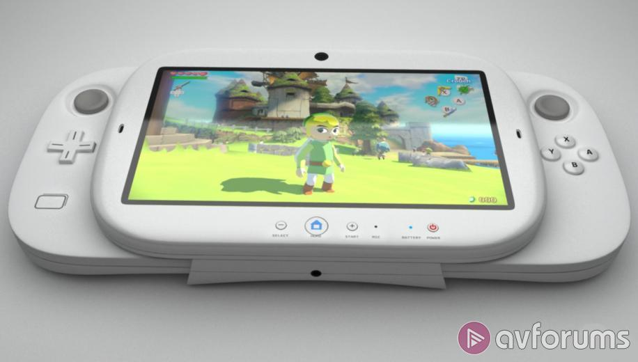 Nintendo NX to be hand-held with TV docking capability?
