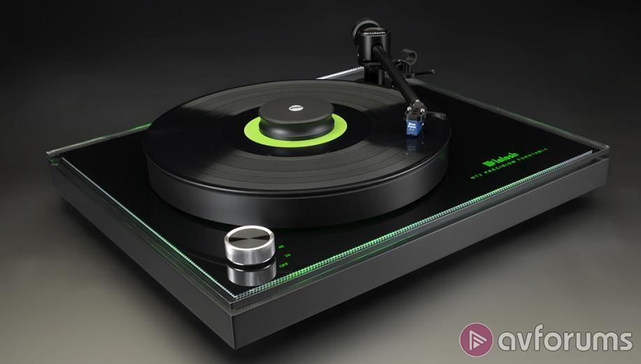 McIntosh announce £5k 'entry-level' MT2 Precision turntable