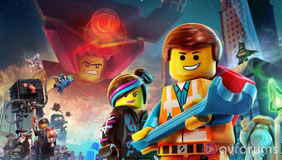 The Lego Movie Ultra Hd Blu Ray Review Avforums