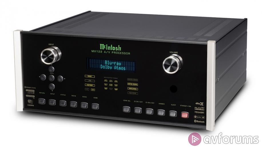 McIntosh launch AV Processor, Streaming Audio Player & Wireless Speakers